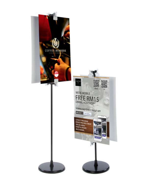 Clip Stand_Vertor_4Image