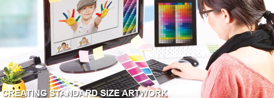 Creating Standard Size Artwork